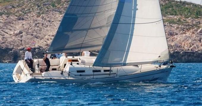 Yacht-Charter in Split - Elan Elan 37 auf SamBoat