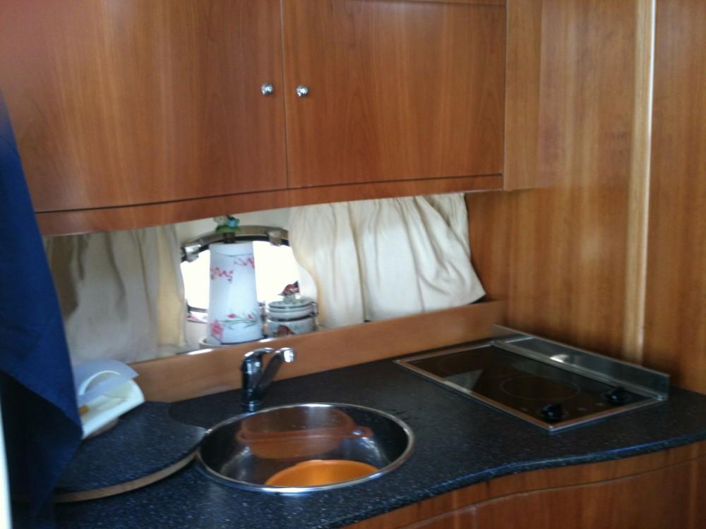 Yacht-Charter in Alassio - Innovazione e Progetti Mira 37 auf SamBoat