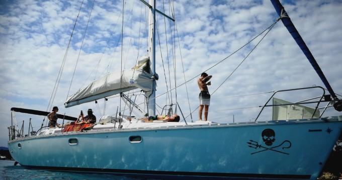 Bootsverleih Jeanneau Sun Odyssey 44 Théoule-sur-Mer Samboat