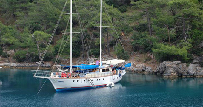 Bootsverleih Gulet Ketch  Marmaris Samboat