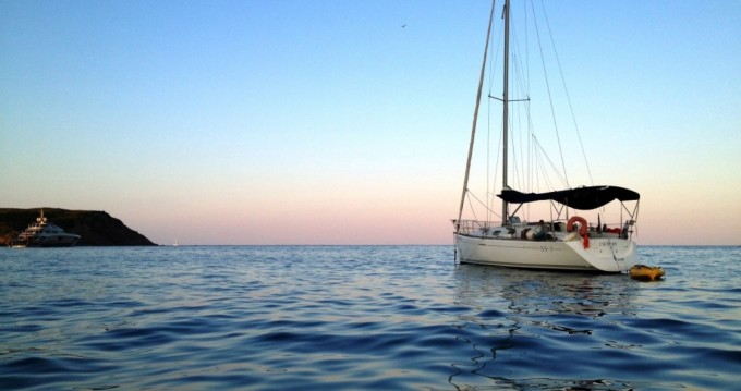 Segelboot mieten in Roses - Bénéteau First 33.7