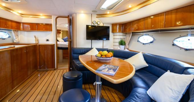Motorboot mit oder ohne Skipper Princess mieten in Sorrento