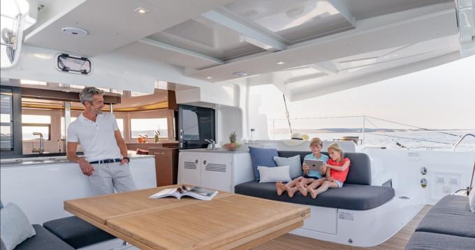 Katamaran mit oder ohne Skipper Lagoon mieten in Stintino