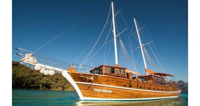 Yacht-Charter in Marmaris - Gulet Ketch - luxe auf SamBoat