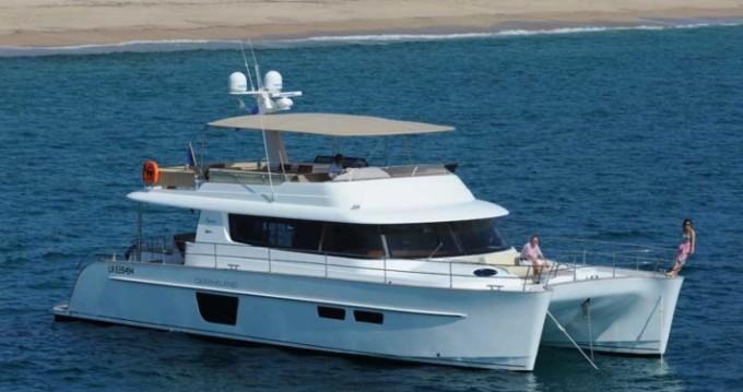Motorboot mit oder ohne Skipper Fountaine Pajot mieten in Kontokáli
