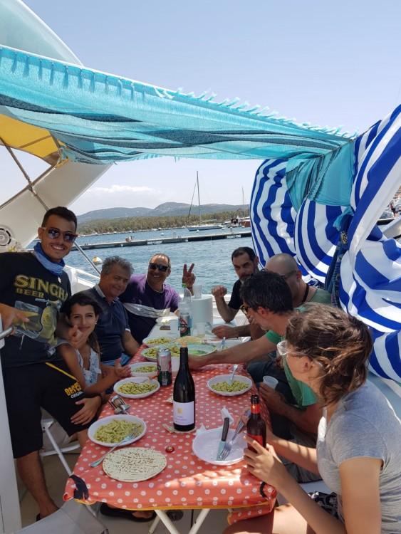 Motorboot mieten in Porto Pozzo - Wellcraft Portofino 4300