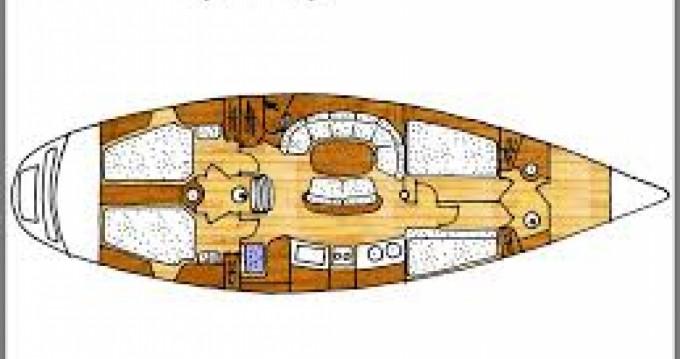 Yacht-Charter in Saint-Florent - Jeanneau Sun Kiss 47 auf SamBoat
