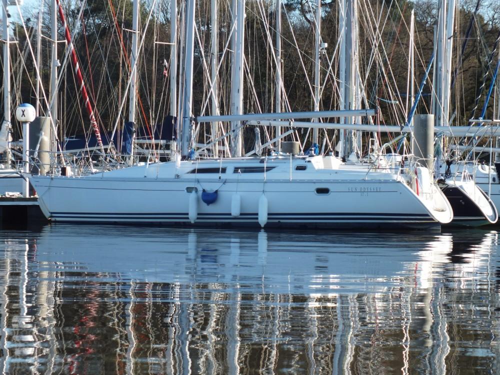 Bootsverleih Arzal günstig Sun Odyssey 37.1