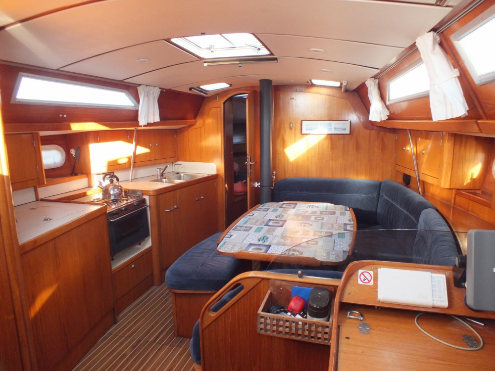 Yacht-Charter in Arzal - Jeanneau Sun Odyssey 37.1 auf SamBoat