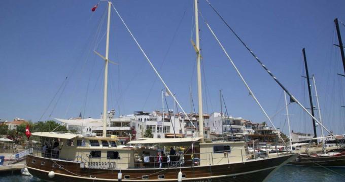 Segelboot mieten in Marmaris - Gulet Gulet - Luxe