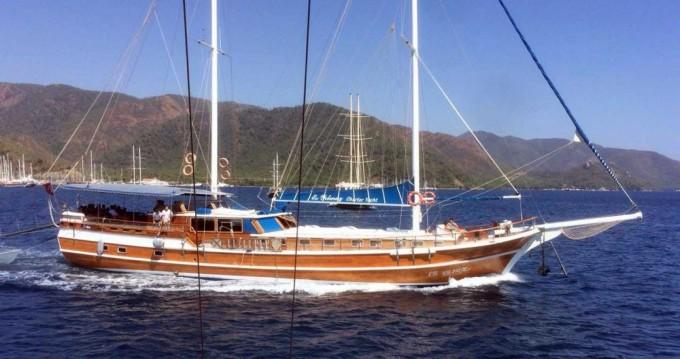 Segelboot mieten in Marmaris - Gulet Ketch - luxe