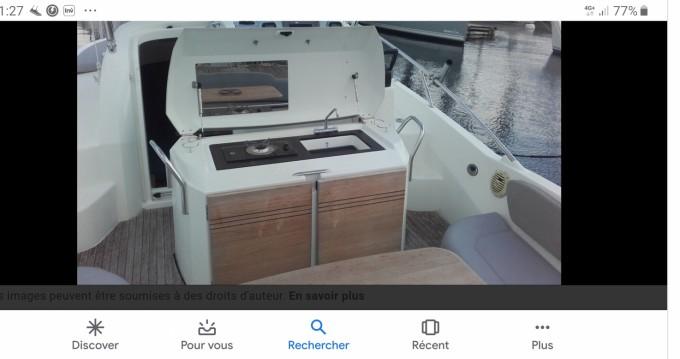 Yacht-Charter in Mandelieu-la-Napoule - Bénéteau flyer 8.50 sun deck auf SamBoat