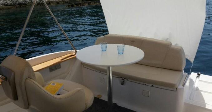 Bootsverleih Saint-Florent günstig Key Largo 20 Deck