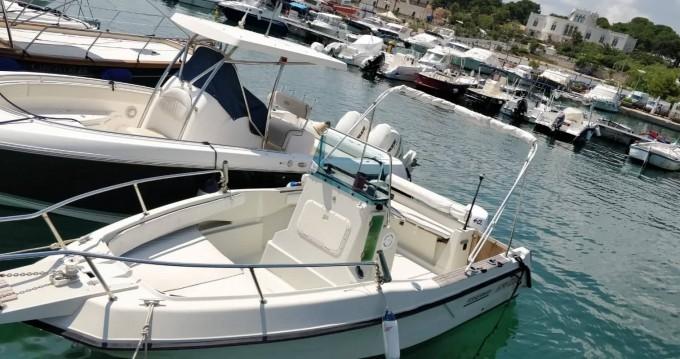 Motorboot mieten in Santa Maria di Leuca zum besten Preis