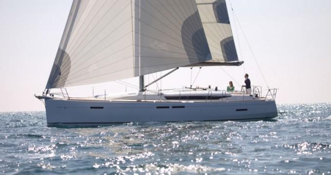 Bootsverleih Parikia günstig Sun Odyssey 449