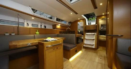 Segelboot mieten in Parikia - Jeanneau Sun Odyssey 449