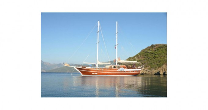 Segelboot mit oder ohne Skipper Gulet mieten in Marmaris