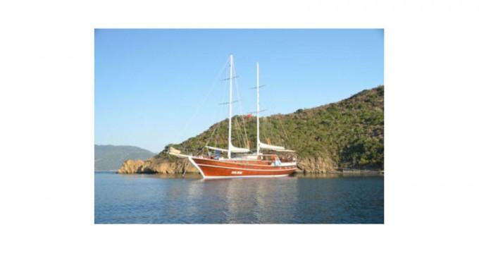 Bootsverleih Gulet Ketch - Deluxe Marmaris Samboat