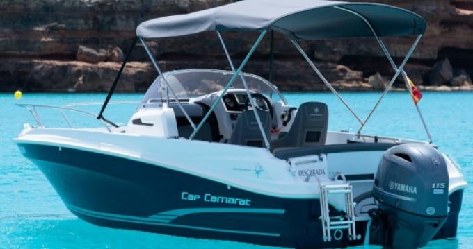 Jeanneau Cap Camarat 5.5 WA Serie 2 zwischen Privatpersonen und professionellem Anbieter Hyères