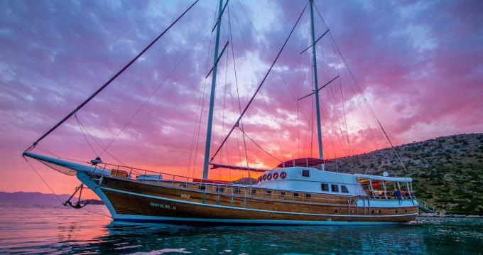 Segelboot mieten in Marmaris - Gulet Ketch - Deluxe