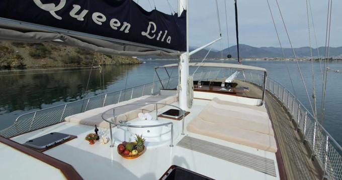Bootsverleih Gulet Ketch - Deluxe Fethiye Samboat