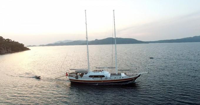 Yacht-Charter in Marmaris - Gulet Ketch - Deluxe auf SamBoat