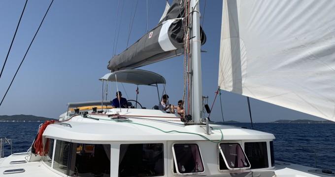 Bootsverleih Hyères günstig Lagoon 440