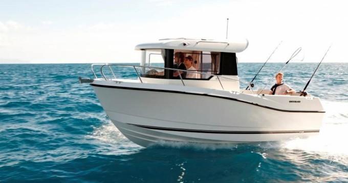 Motorboot mieten in Trogir - Quicksilver Captur 605 Pilothouse