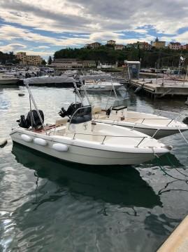 Motorboot mit oder ohne Skipper Capelli mieten in La Spezia