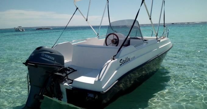 Motorboot mit oder ohne Skipper kruger mieten in Port Grimaud