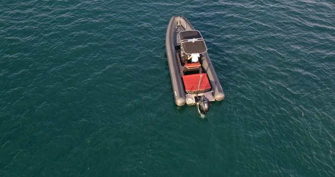 Yacht-Charter in Cogolin - Sea Water Smeralda 250 auf SamBoat