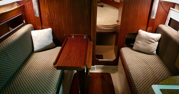Segelboot mieten in Nice - Smap Neptune Trident 80