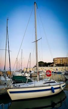 Ein Smap Neptune Trident 80 mieten in Nice