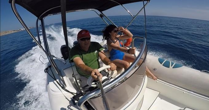 Bootsverleih Nautica Ondina 565 Santorini Samboat
