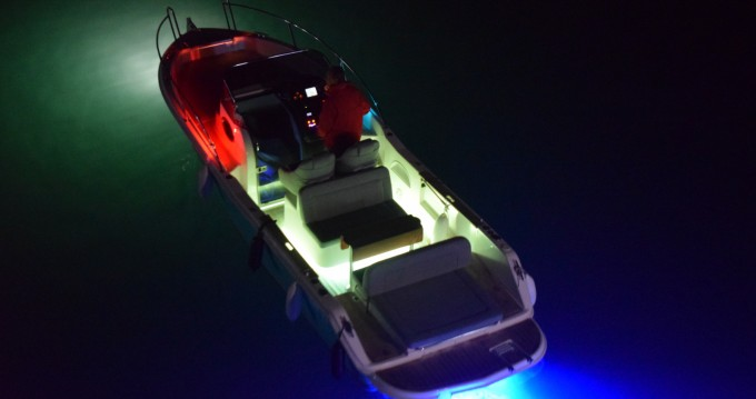 Motorboot mieten in Bibinje - Focus Focus 23