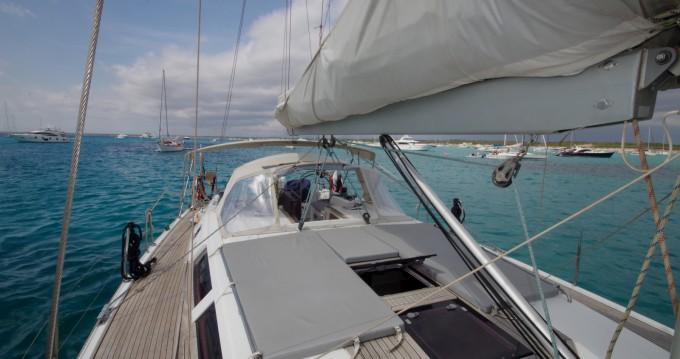Hanse Hanse 540 E zwischen Privatpersonen und professionellem Anbieter Palma de Mallorca
