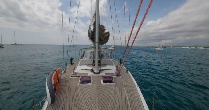 Segelboot mieten in Palma de Mallorca - Hanse Hanse 540 E