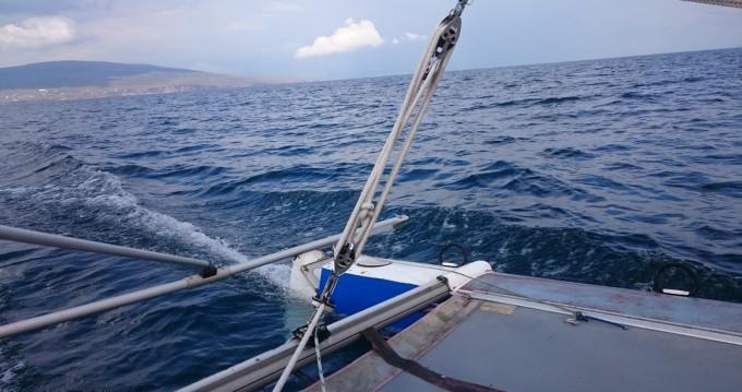 Bootsverleih Dart dart 18 Clare Island Samboat