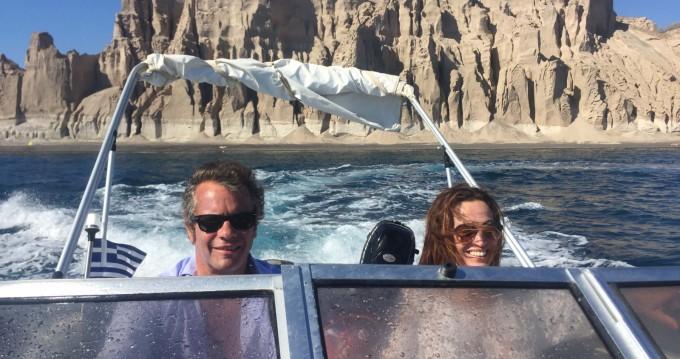 Bootsverleih Santorini günstig Odyssey 15FB