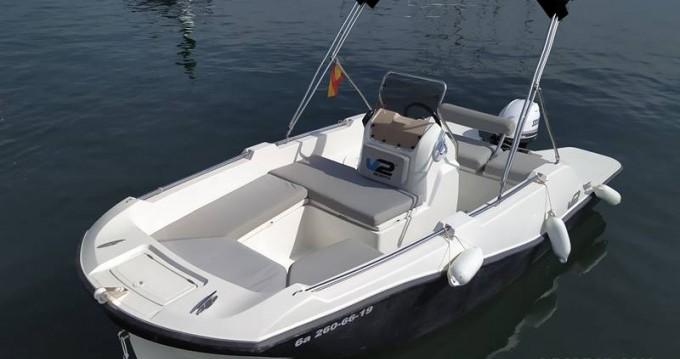 Bootsverleih Boleor B500 'Perseis' (no licence) Can Pastilla Samboat