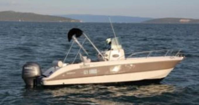 Yacht-Charter in Kaštela - Sessa Marine Key Largo 22 Deck auf SamBoat