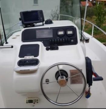 Bootsverleih Kaštela günstig Key Largo 22 Deck