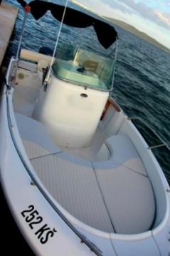 Motorboot mieten in Kaštela - Sessa Marine Key Largo 22 Deck