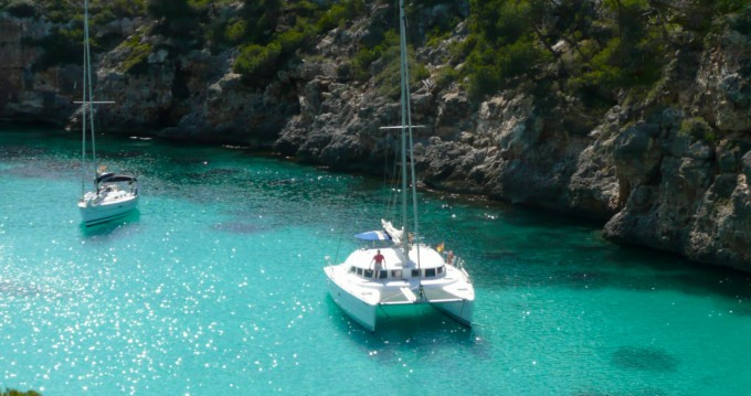 Bootsverleih Lagoon Lagoon 380 Ibiza Island Samboat