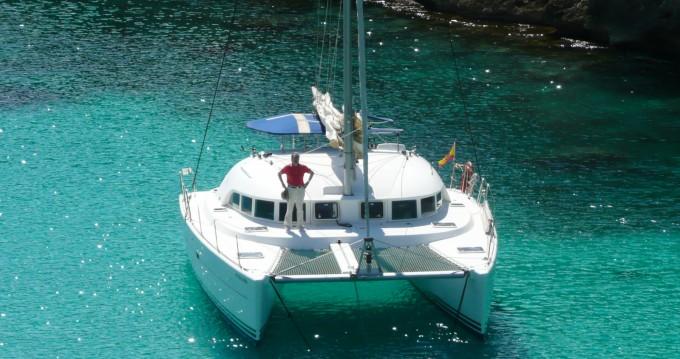 Yacht-Charter in Ibiza Island - Lagoon Lagoon 380 auf SamBoat