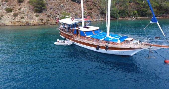 Bootsverleih Wooden Goulet 57feet Göcek Samboat