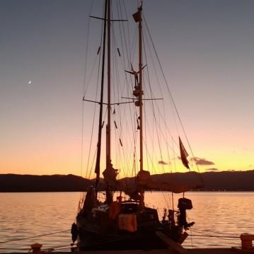 Bootsverleih Van de Stadt Eems Yawl Áyios Kírikos Samboat
