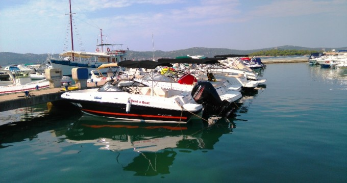 Bootsverleih Bayliner VR4OE Biograd na Moru Samboat