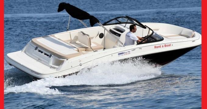 Motorboot mit oder ohne Skipper Bayliner mieten in Biograd na Moru