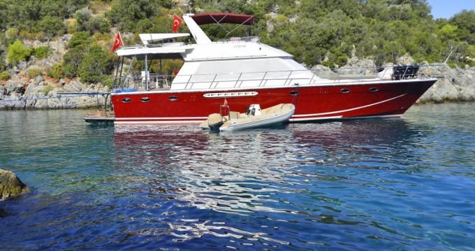 Yachten mit oder ohne Skipper special mieten in Fethiye